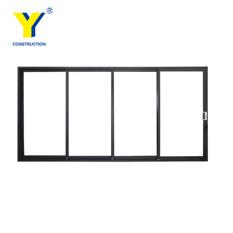 Australian Standard Sliding glass door/Bottom roller Sliding door price