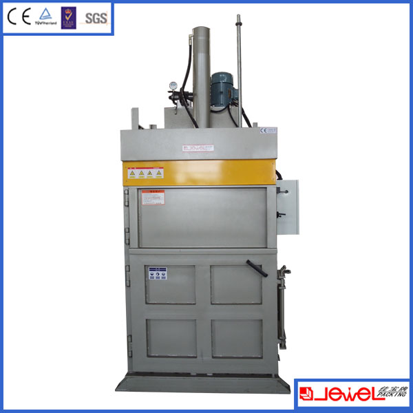 High-end Hydraulic Vertical Type Semi-automatic Hydraulic Bailer Machine For Corrugated Box