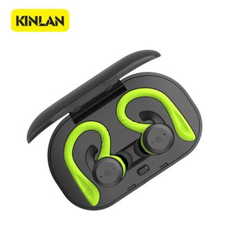 2019 Hot Selling Ear Hook Style Wireless Bluetooth Headset Bluetooth 5.0 For Motorcycle/Sport/Driver/ Truckers