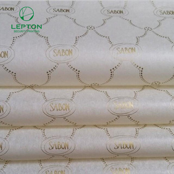 High Quality Customization  Printed 17gsm/22gsm  Custom Logo Tissue Wrapping Paper