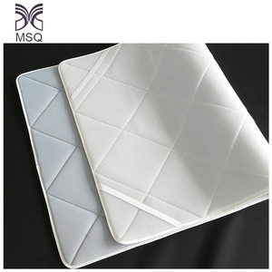 Excellent quality textile material mesh fabric for baby folding mattress