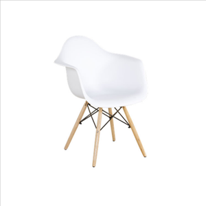 Italic design most popular plastic egg chair