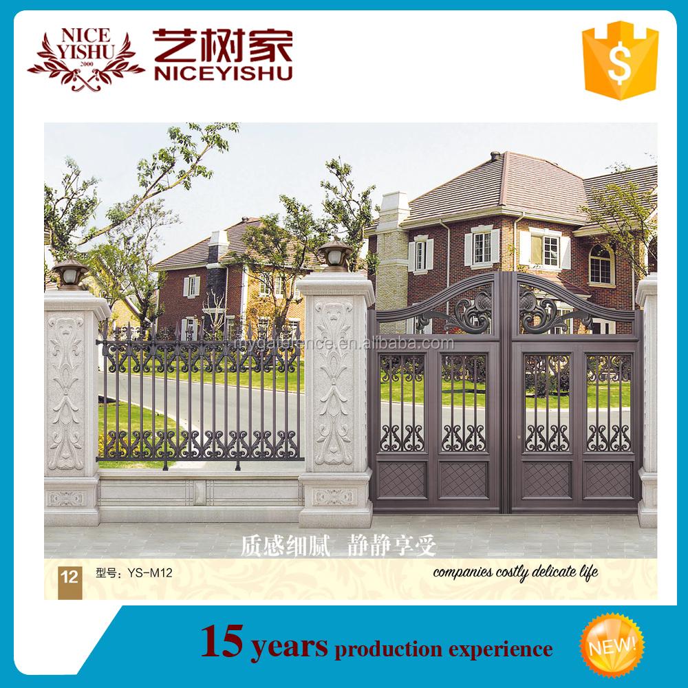 Color designs simple gate designmodern gate designsboundary wall gates