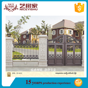 Color Designs Simple Gate Design,Modern Gate Designs,Boundary Wall ...