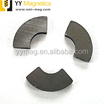 Radial Magnetized Magnet , Cast Alnico 5 and Alnico 8 Base Magnets