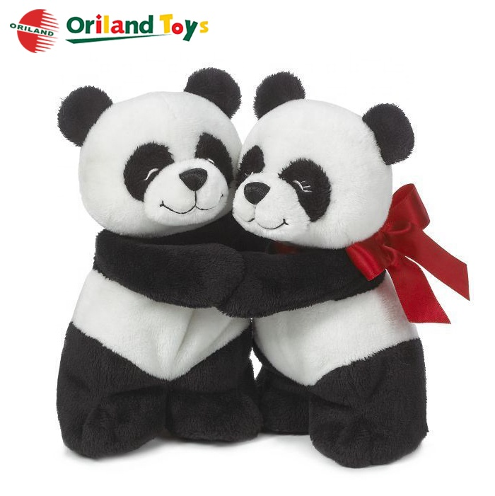 soft plush stuffed valentines day gifts teddy bear toy made in china