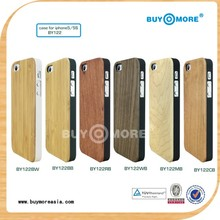 wholesale or retail hot wooden wallet case cover for iphone 5c alibaba express