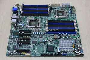 S7012 motherboard 1366 pin dual 4 network card inter 5520 / X58 motherboard games hang up soft routing