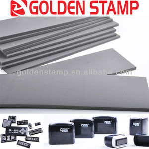 Rubber Stamp Raw Materials for Making Stamps