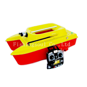 FSBT001 3C fishing tackle Remote Control Bait Fishing Boat