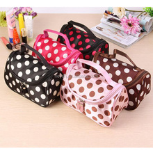 Cheap Girls Female Cosmetic Bag With Mirror Wholesale