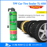 Factory wholesale TPF car tier mini tire sealer and inflator