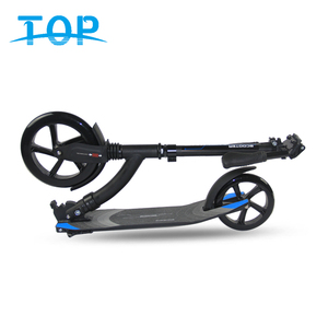 2018 new design aluminum 2 wheel adult scooter mini foot scooter for adult
