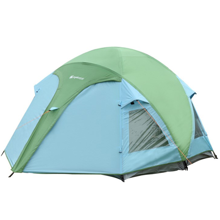 Factory Outdoor Waterproof Double Layer Beach Camping Family Tent