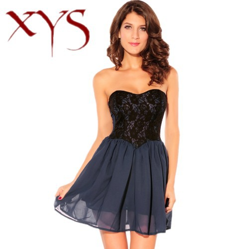 918064a90bc Get Quotations · 2015 White Black women skater dress Sexy White Sweetheart  Lace Overlay Dress Club Night Dress Cheap