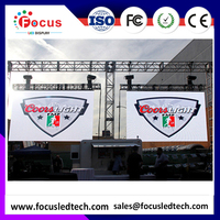 Digital smd indoor P3.9 LED video display/ outdoor led p4.8 display screen for stage price
