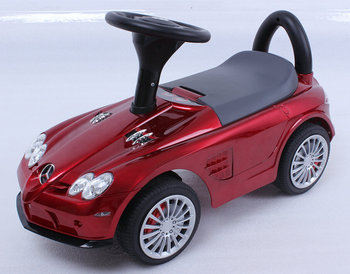 mercedes benz kids push car foot to floor ride on 18 month to 3 years old