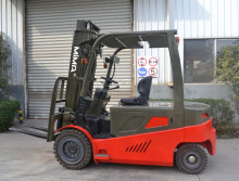 MIMA Full AC electric forklift TK450 model with 5000kg load capacity and ZAPI controller