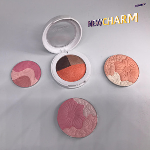 Hot-selling100 romantic color Rose Matte and Shimmer Make up Eyeshadow Palette