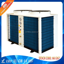 R407C Refrigerant warmte pomp bomba de calor pompa di calore For Hotel Hot Water Heating System