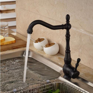 Good Quality New style Sanitary Ware Oil Rubbed Bronze Single Level Basin Faucets for Bathroom