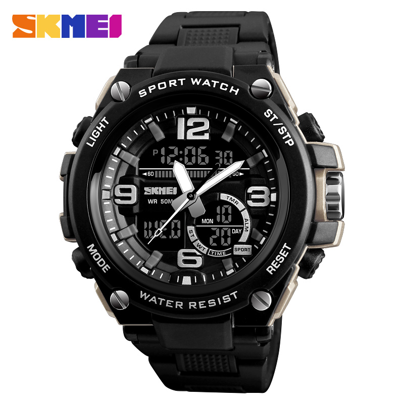 Hot Selling Waterproof Outdoor Watch Profesional Factory Watch Supply With Plastic Band Design