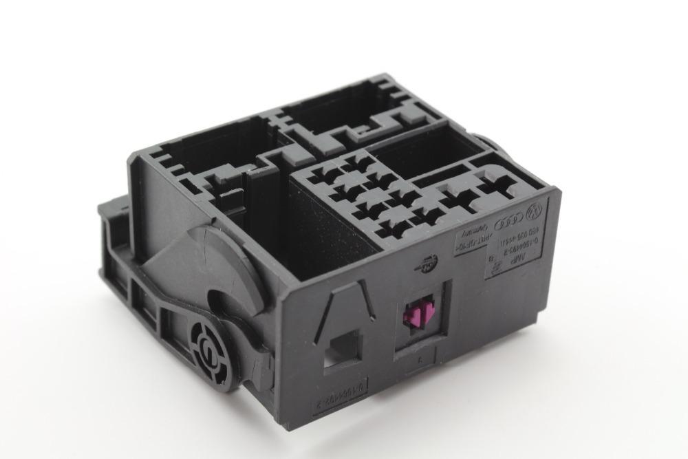 Vw оригинальный радио разъем для Audi Volkswagen сеат шкода Radio4E0 035 444 А