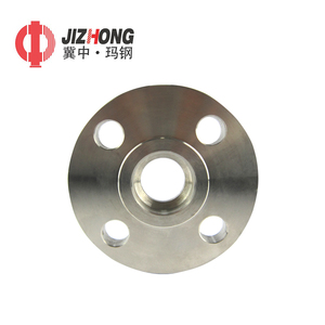 Round duct stainless steel pipe welding flange