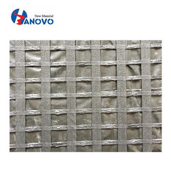 Hot Sale Best Factory Prices Reinforcement Soil White Polyester Biaxial Geogrid