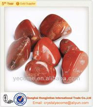 "Red Jasper Tumbled Stones Inspiration Large 1"" Reiki Crystals Healing Sold by 1pcs"