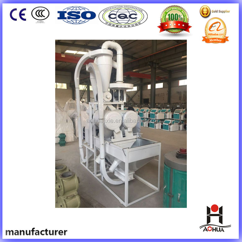 Best price 5 ton per day maize/wheat flour milling machine