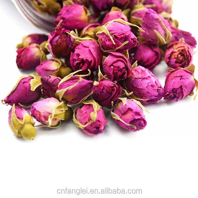 Factory Supply Wholesale Rose Bud Tea Free Sample Rose Tea Loose Tea Rose - 4uTea | 4uTea.com