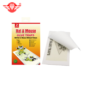 Best quality factory direct supply rat mouse glue trap/rat glue trap