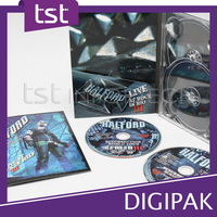 Taiwan Production Printing & Packaging DVD Case