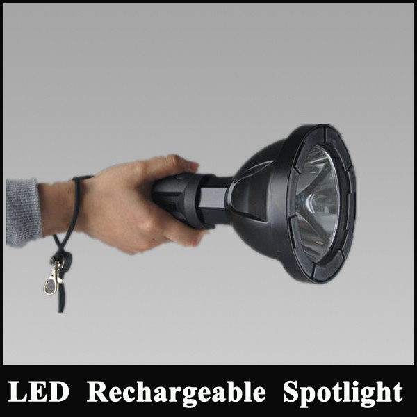 810Lumens cree xml t6 led flashlight Portable rechargeable spotlight A369