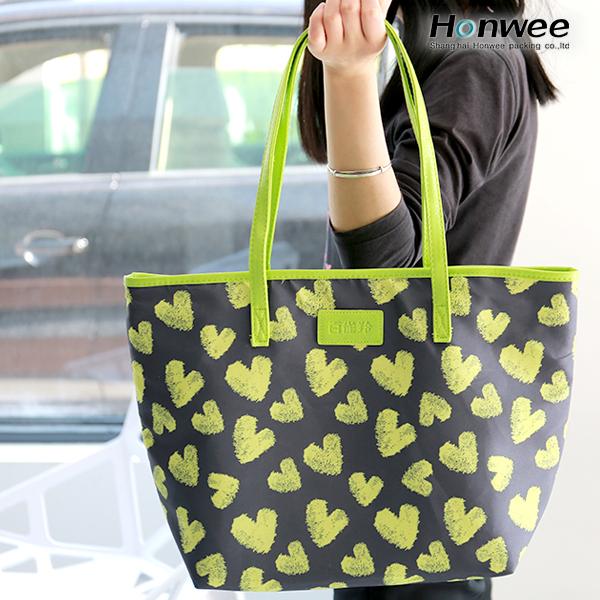 New Arrival Fashion Design Lady Cotton Organizer Handbag