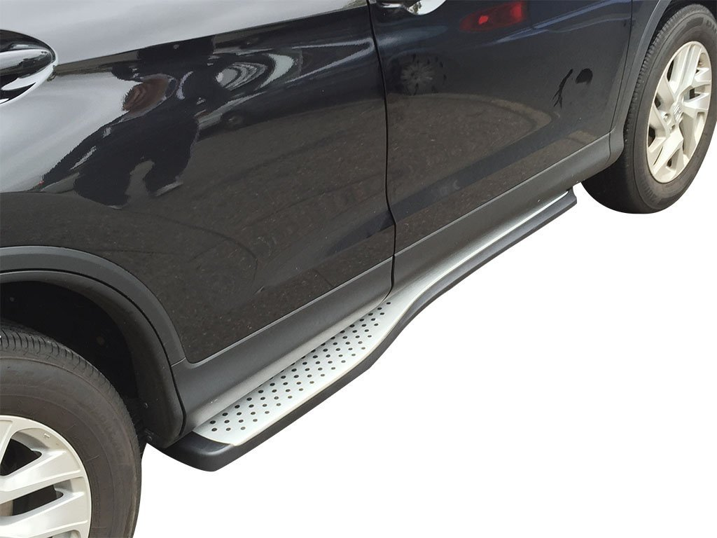 Cheap Honda Crv Oem Accessories Find 2001 Parts Get Quotations Vanguard 2012 2016 Side Step Running Board Aluminum Style