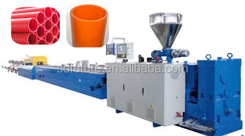 MPP power cable sleeve pipe production line