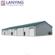 Industrial Plant Use Modern Prefab Metal Steel Structure shelter warehouse portable garage