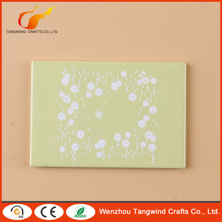 New coming trendy style elegant mdf eco-friendly place mat