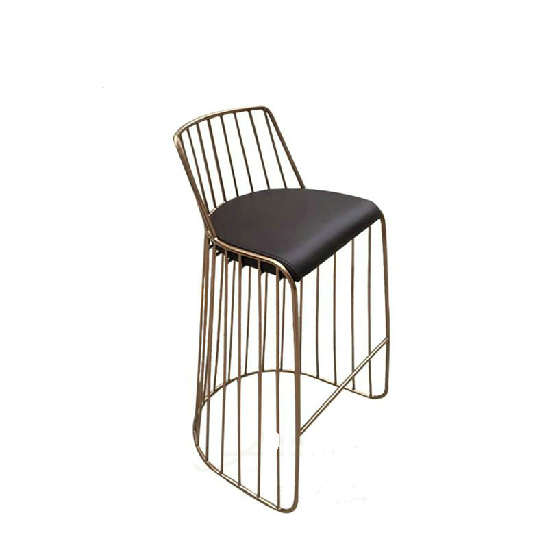 Replica Brass Gold Brides Veil Bar Stool By Stainless