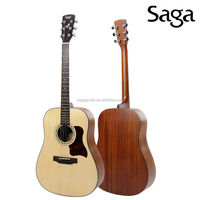 Saga guitar factory equip musical instruments accessories for guitar ,D10S