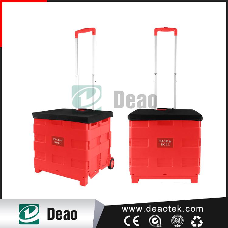 collapsible cart with wheels/logistics roll cage/roll cart
