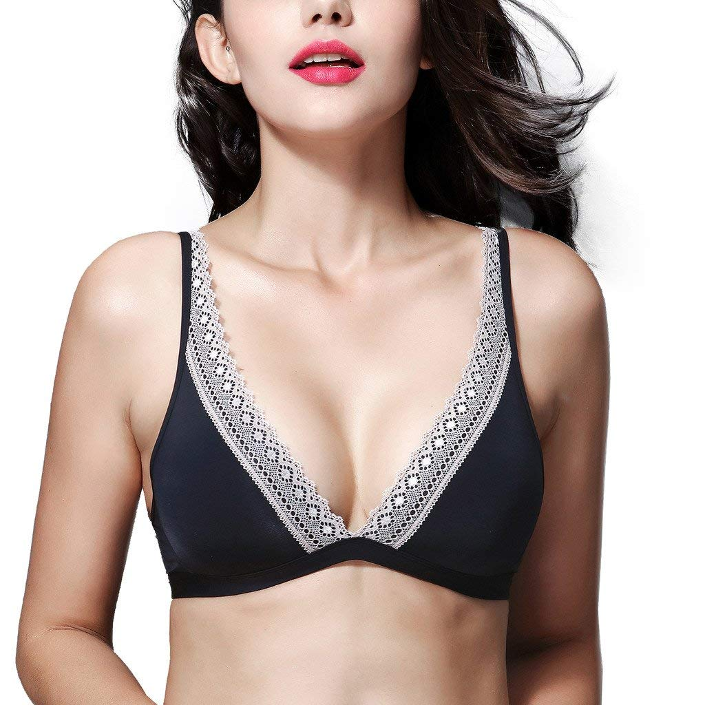 Get Quotations · Victoria s Masquerade Women s Superior Soft Wire Free  T-Shirt Bra 4115ad4ab