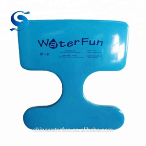 Waterfun Vinyl coated NBR/PVC closed cell foam Small Swimming Pool Saddle Float MA38