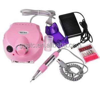 Electric Nail File Manicure Pedicure Drill Machine