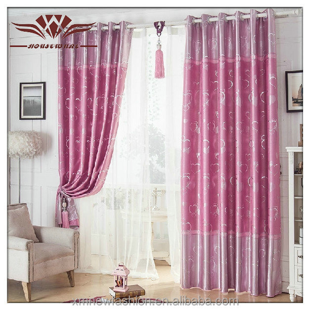 Dressing Room Window Curtain,Girls Bedroom Curtain - Buy Girls Bedroom  Curtain,Dressing Room Curtain,Bedroom Window Fabric Curtain Product on ...