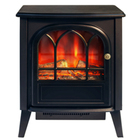220v Freestanding Electric Fireplace Stove heater indoor