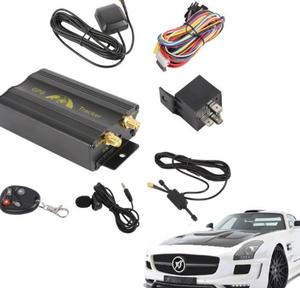 Tk103b Manual Gps Sms Gprs Tracker Vehicle Tracking System, Tk103b