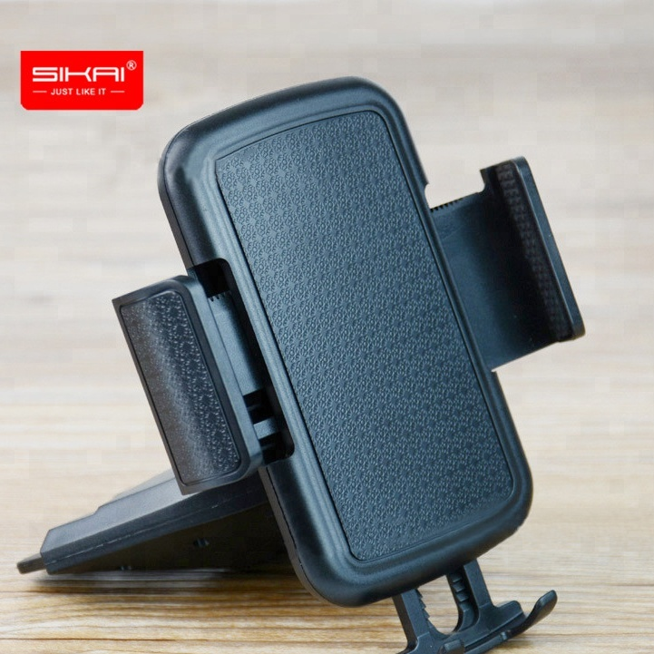 Wholesale Magnetic CD Slot Car Mount Universal Cell Phone Holder for iPhone Android Smart phone
